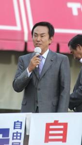 石原伸晃経済財政担当大臣