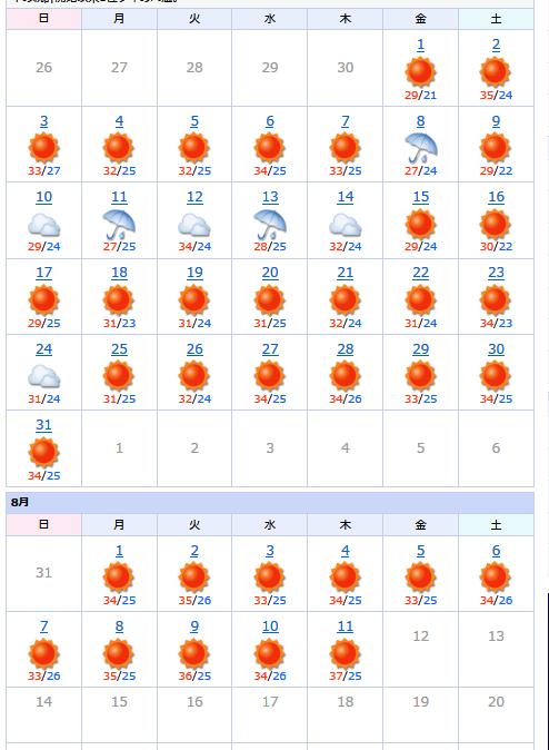 酷暑 もはや危険 熱中症 搬送6588人 今夏最多に